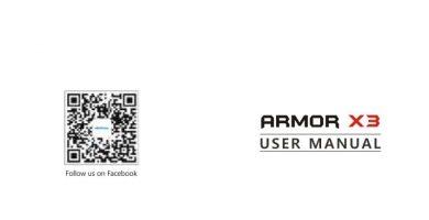 Manuel de l'utilisateur Ulefone Armor 3X PDF français