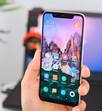 Manuel d'instruction Xiaomi Mi 8 en français
