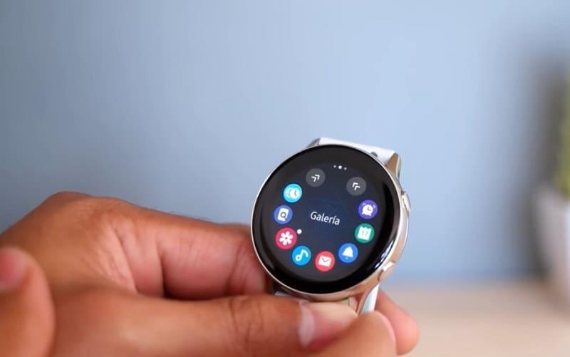 Samsung Galaxy Watch Active en français PDF