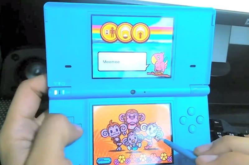 Manuel d'utilisation de la Nintendo DSi PDF français