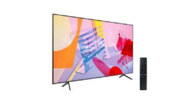 Manuel d'utilisation de Q60T QLED TV en français PDF.