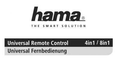 Hama Universal 4in1 control