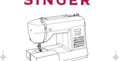 Singer Brilliance 6180