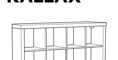 étagères Ikea Kallax