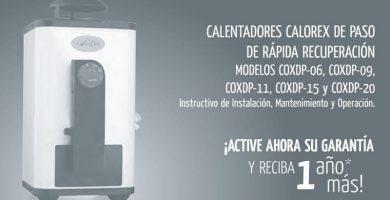 Calorex COXDP-06