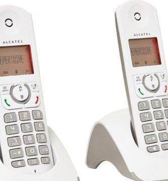 Alcatel F 330 Duo