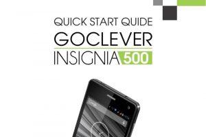 GoClever Insignia 500