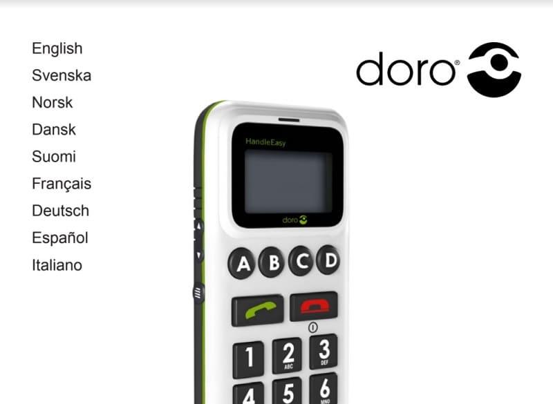 Doro HandleEasy 328